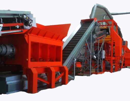 CDR (waste-derived fuels) production units
